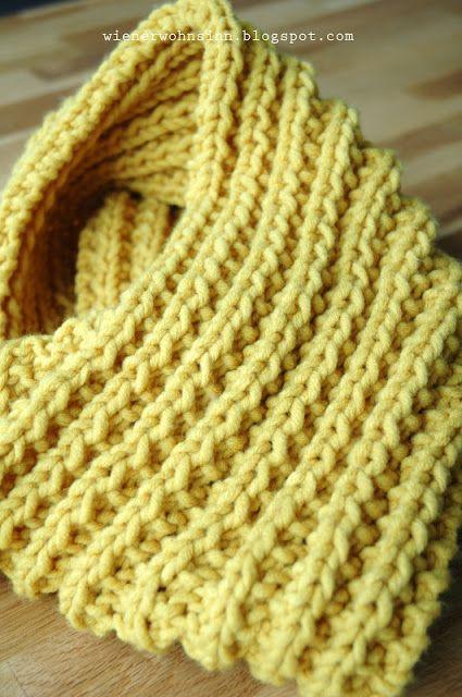 Wiener Wohnsinn Knitting Instructions Crochet Crochet Scarf