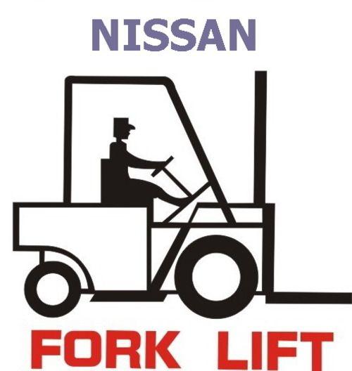 pdf manuals nissan forklift 1d1 1d2 internal combustion workshop rh pinterest com