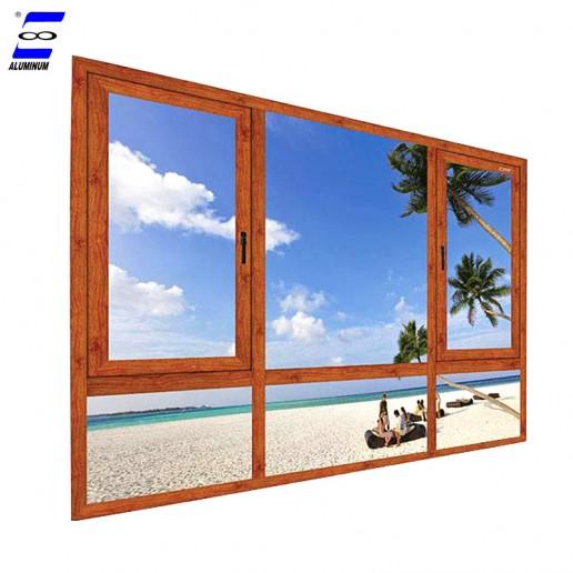Aluminum Casement Window New Designs Customized Color Casement Windows Windows Casement