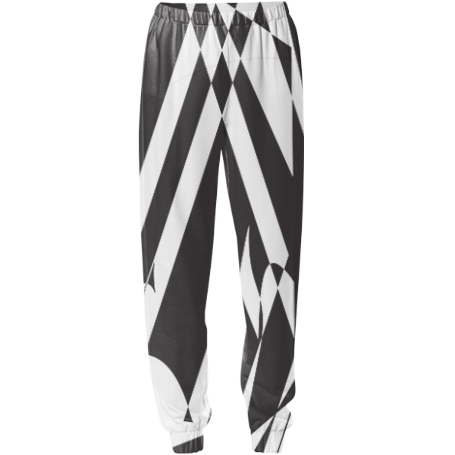 Faction of Shadows Sweatpants Mt Abstract by smart-collection-25