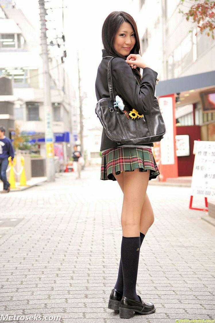 Japonesas En Minifalda