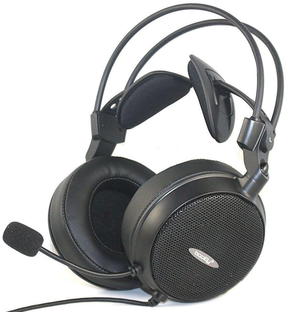 booEy BO7 Gaming Kopfhörer Headset für PS4/ XBOX ONE / PC