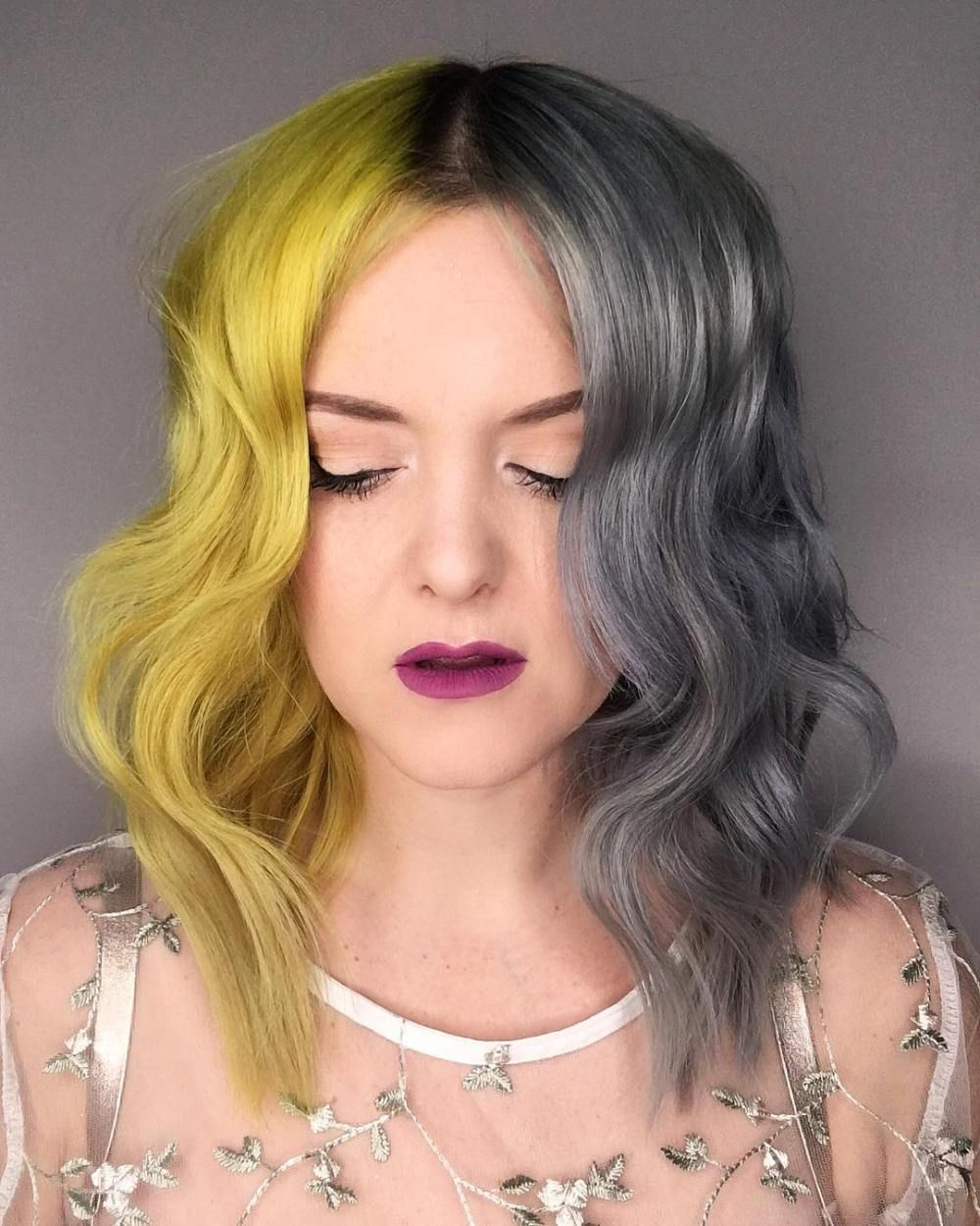 Photo of 7 Badass Split Hair Color Ideas and Tips Based on My Experience