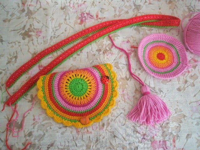 Melhor do Crochê: Bolsa de crochê