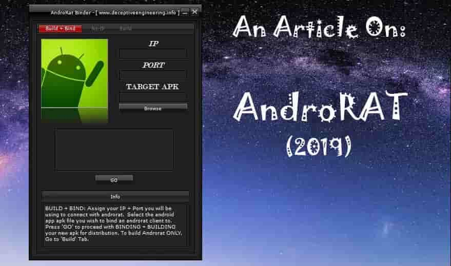 Androrat apk free download 2019 android hacking app