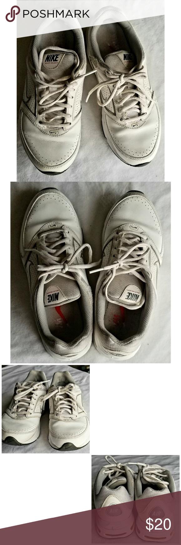 Nike HEALTH WALKERS Shoes Women Sz 8