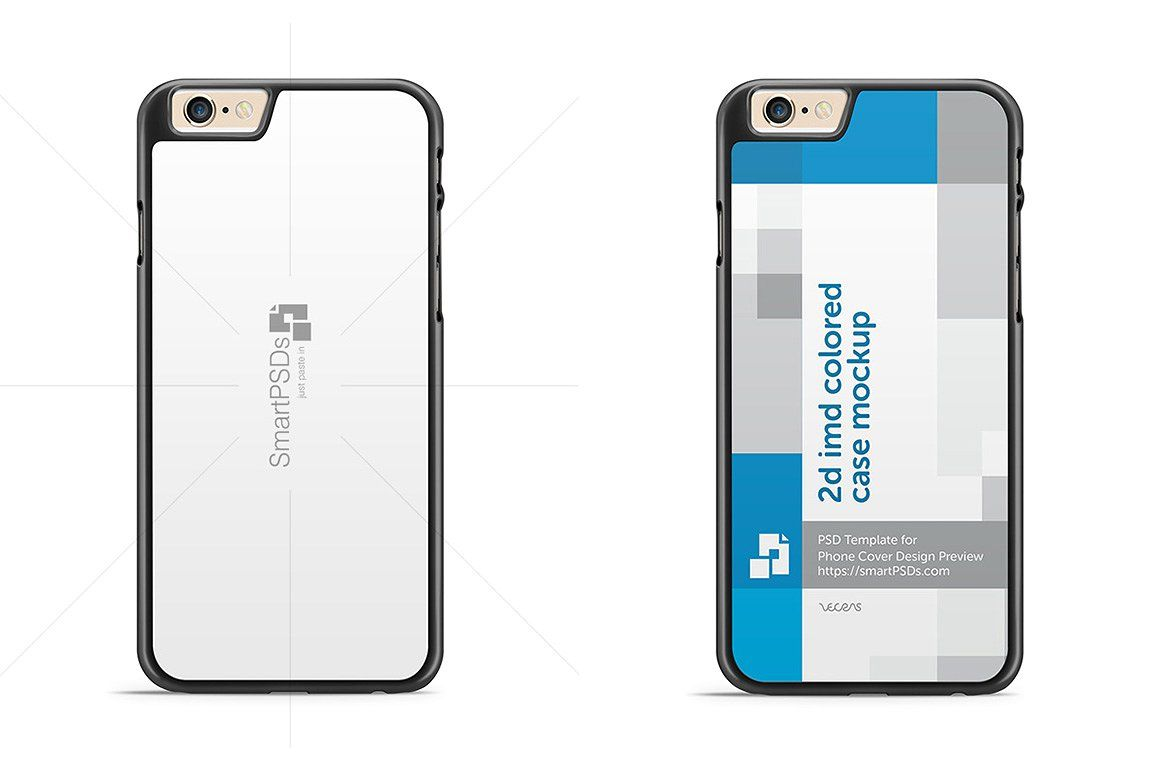 Download Iphone 6s 2d Imd Phone Case Mockup Iphone Phone Cases Phone