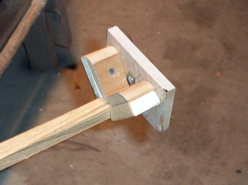 Building a Lathe Tool Sharpening Jig Introduction This ...