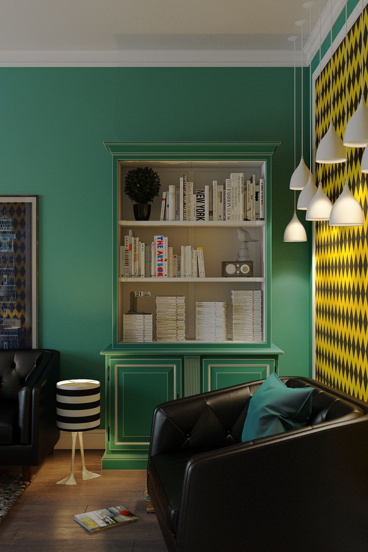 #archivizer #visualization #interior #design #3d #render # ...
