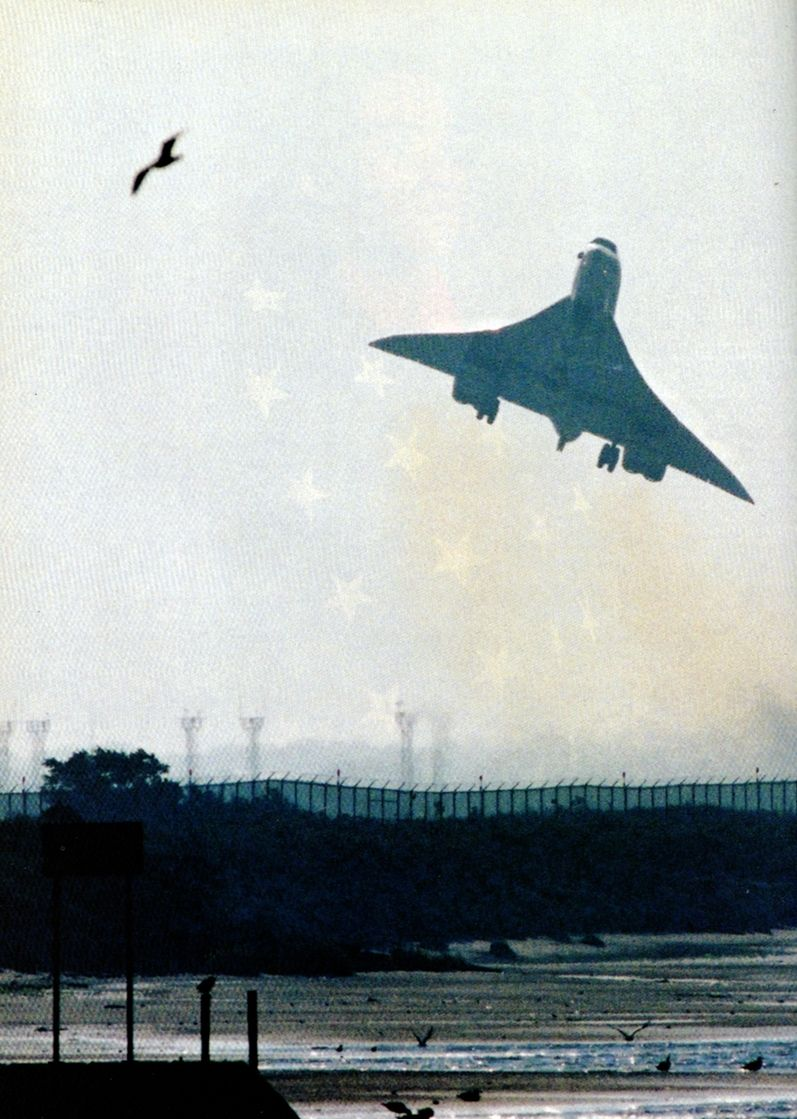 "davidreeves "" The ""last"" flight of the Concorde Air"