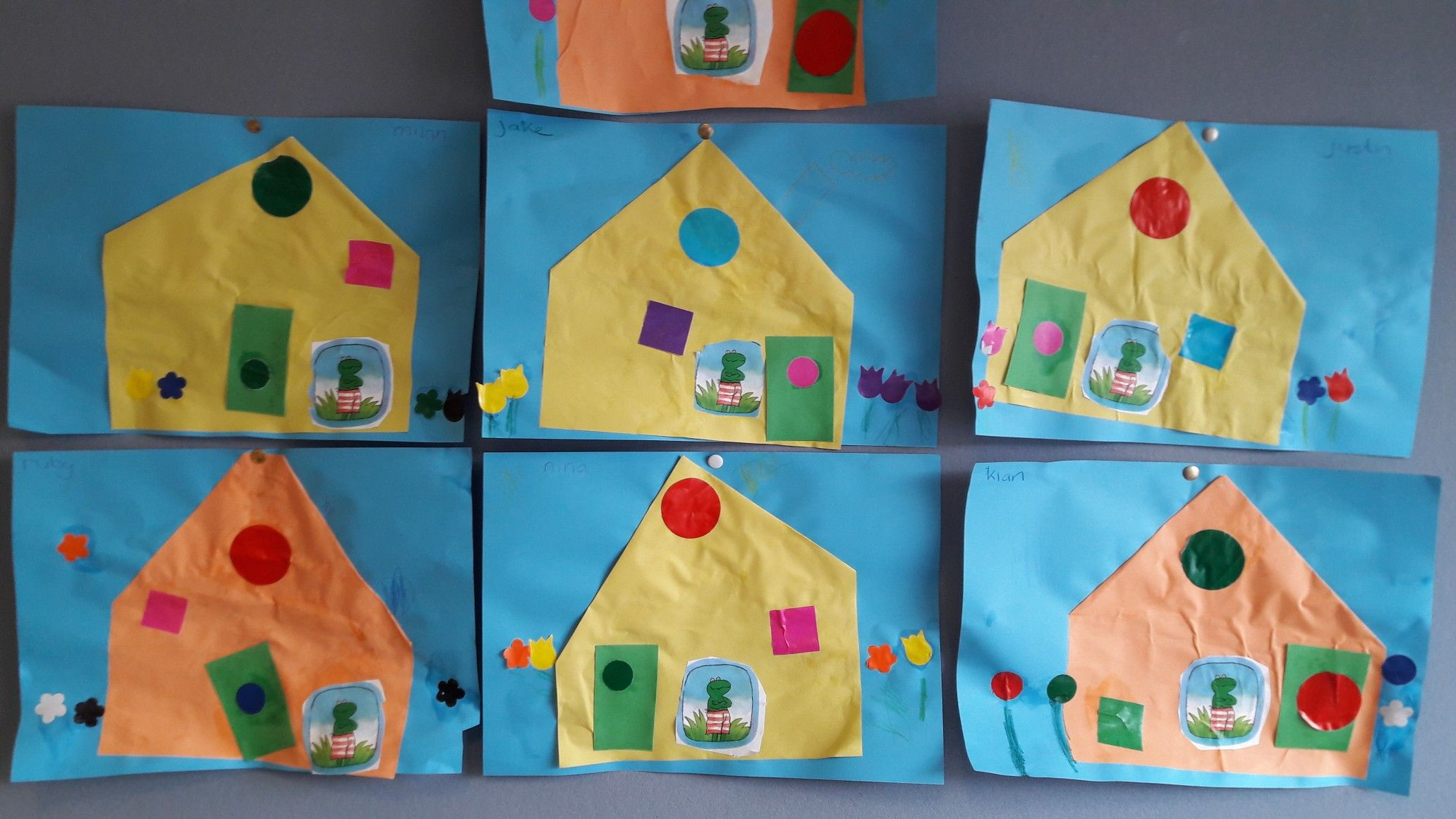 Een huis voor kikker