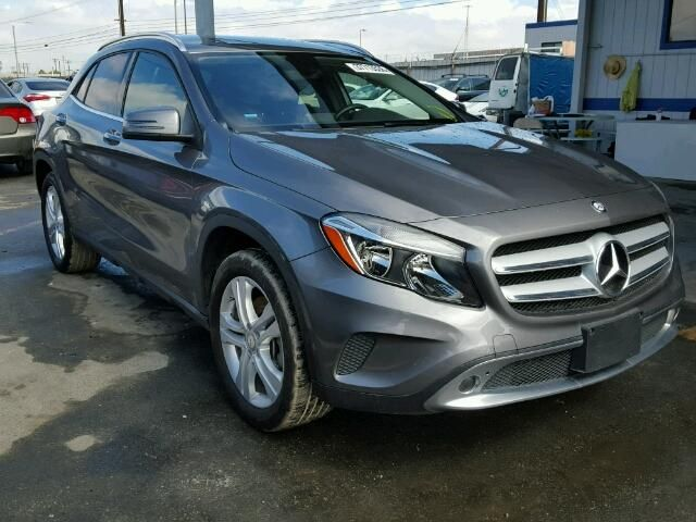 2015 Mercedes Benz Gla250 2 0l 4 For Sale At Copart Auto Auction