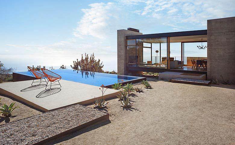 Saddle Peak House in California, United States (With ...