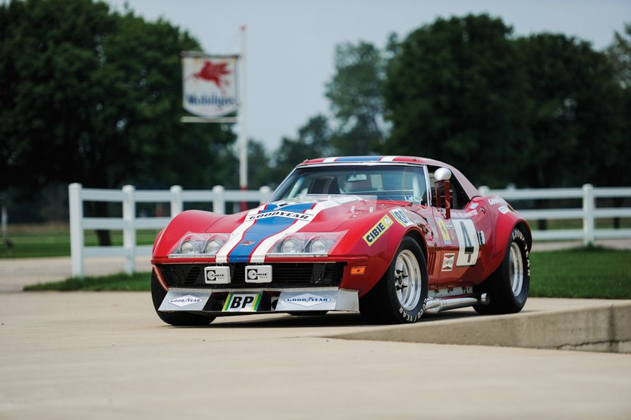 For Sale: 1968 Chevrolet Corvette L88 RED/NART Le Mans | CARS ...