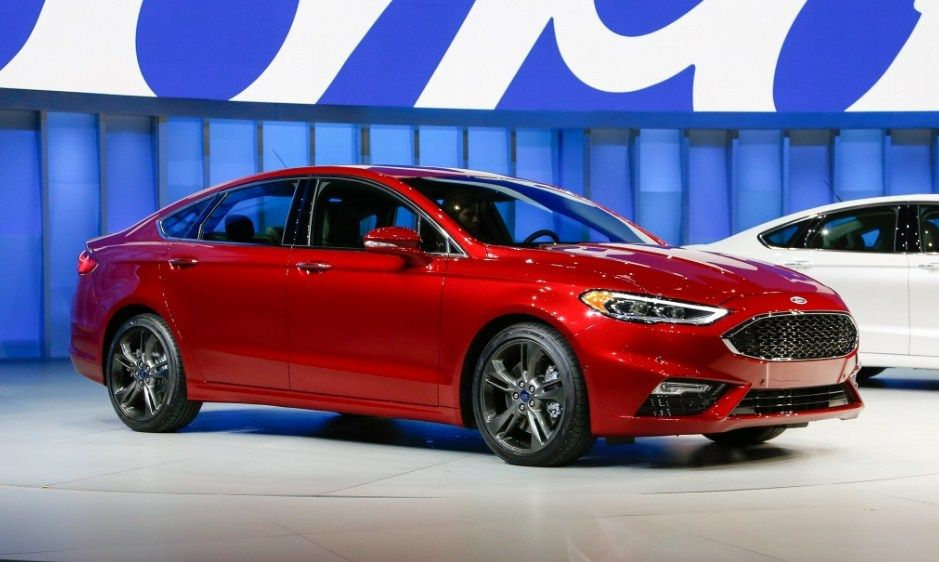 2019 Ford Fusion Concept Review