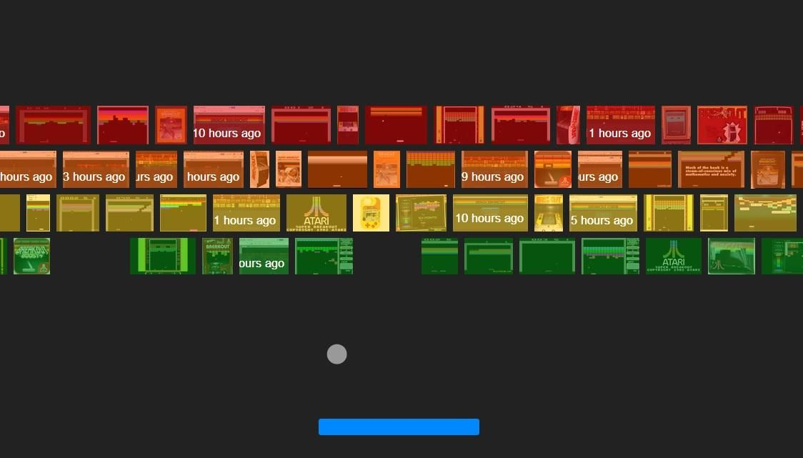 Atari Breakout Playable In Google Image Search Games