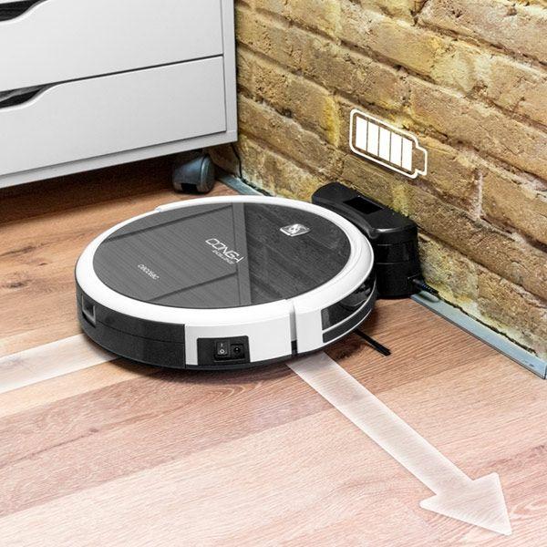 210 00 Robot Aspirador Con Mopa Y Deposito De Agua Excellence