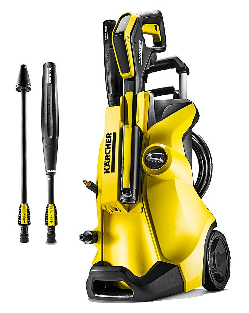 Karcher K7 Premium Full Control Home Karcher K4 Full Control Pressure Washer Products Washer