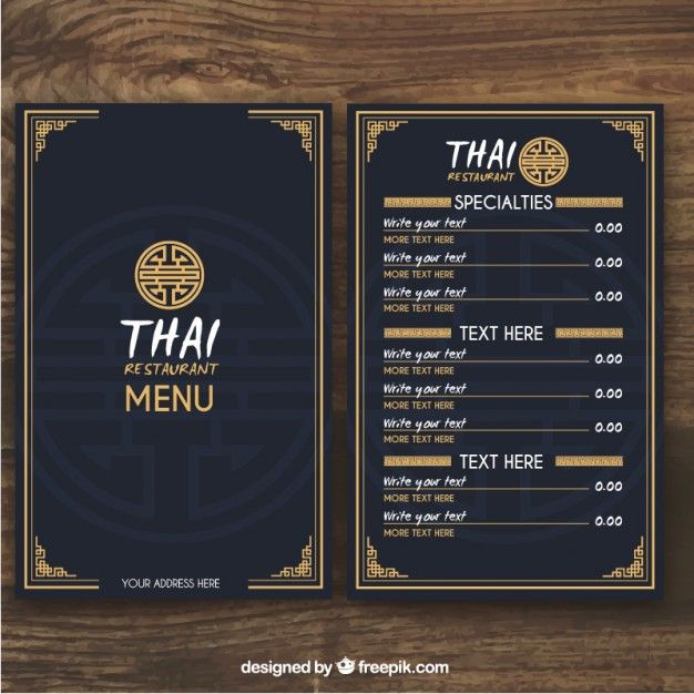 More than a million free vectors, PSD, photos and free icons - dinner menu templates free