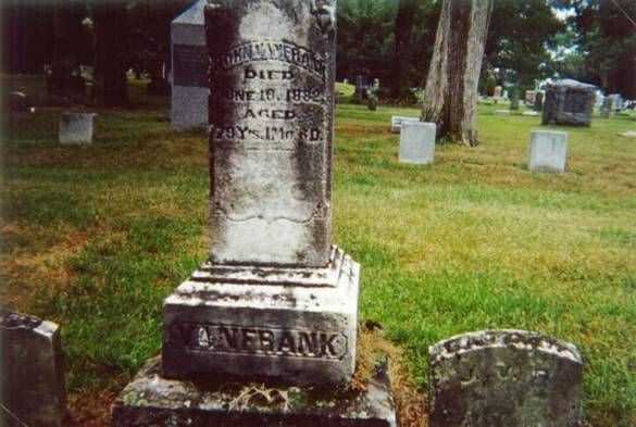 Oak Ridge Cemetery Bristol Indiana Oak Ridge Bristol Cemetery