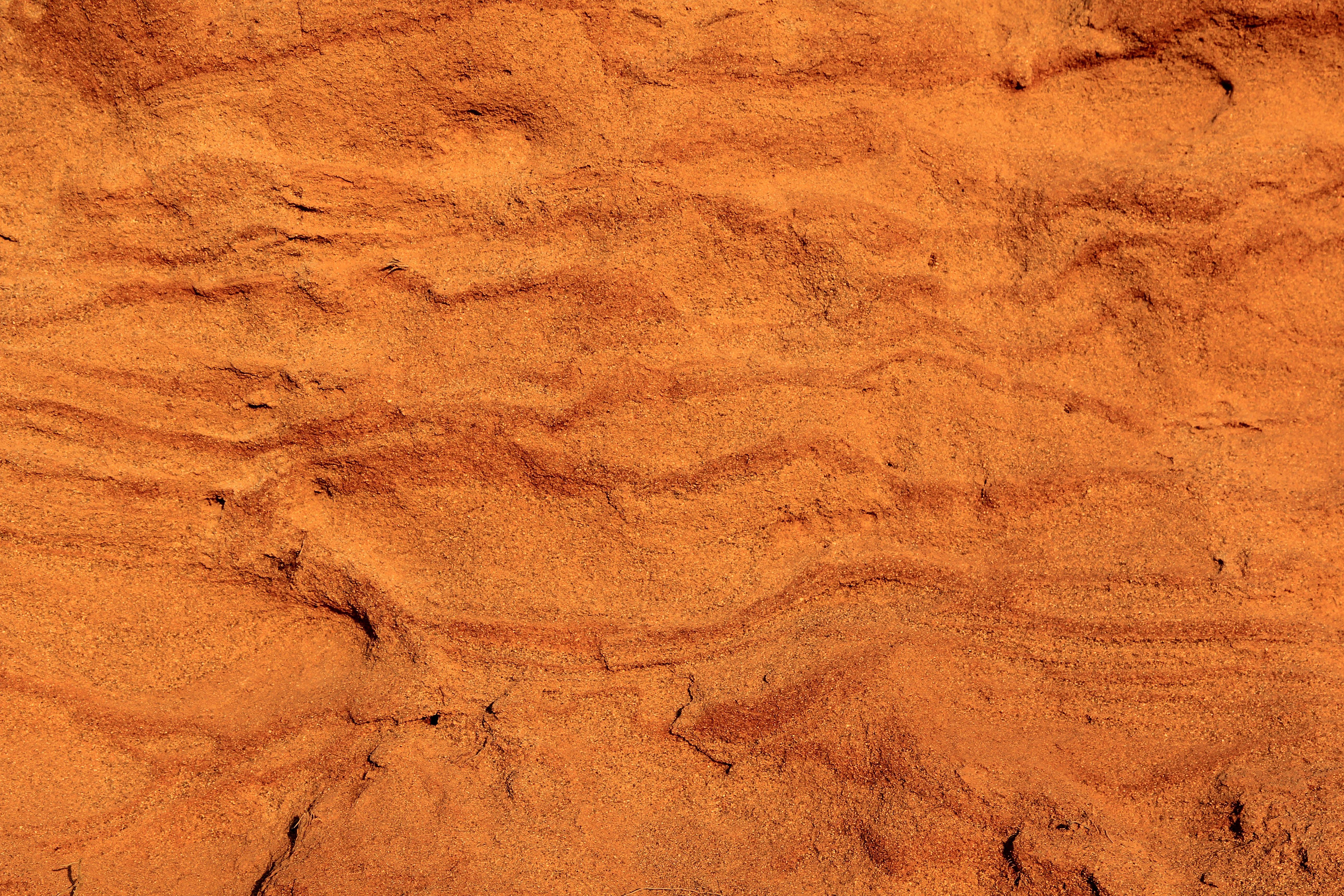 texturex deep red stone sand soft rough layered sandstone