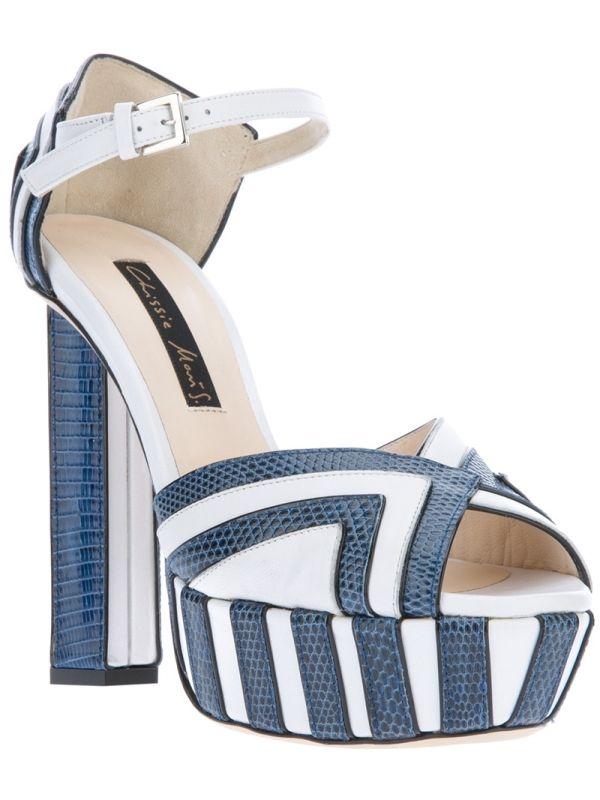 CHRISSIE MORRIS 'Dorothy' sandal