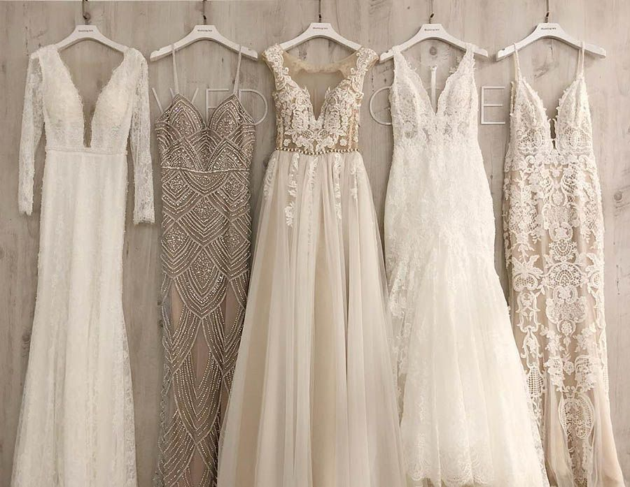 The Best Bridal Boutiques In Kuala Lumpur Part 1 Wedding Dress Tulle Lace Illusion Wedding Dress Bridal Outfits