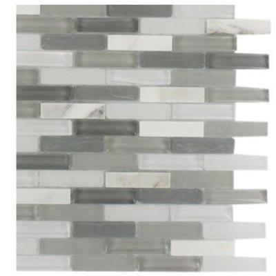 Splashback Tile Cleveland Severn Mini Brick 3 in x 6 in x 8 mm