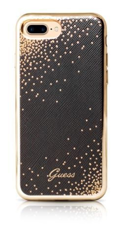 best sneakers 89720 7d2ab Original-Guess-Dots-Soft-TPU-Case-for-iPhone-7-Plus-Black | Guess ...
