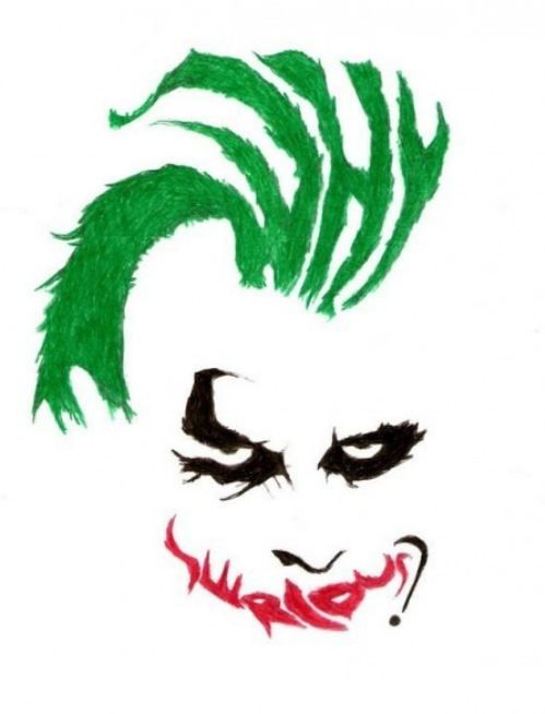 Why so serious..