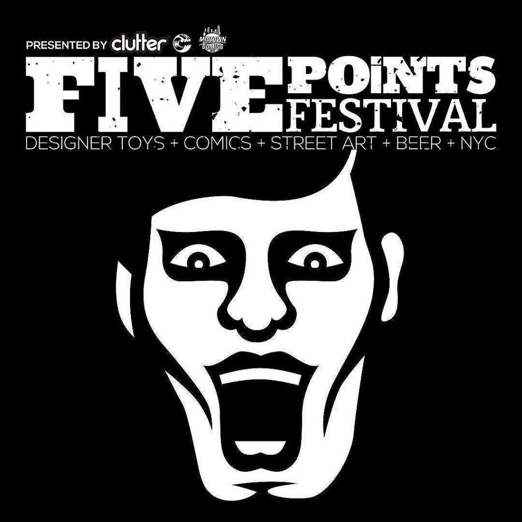 Just incase you weren't already excited enough. Get your tickets now! Fivepointsfest.com … #Repost @punkdrunkers89 ・・・ ニューヨークだぜー!!!!…