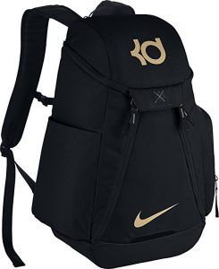 0fdd76499 Top 10 Best Basketball Backpacks in 2019 -. Elite-Basketball-Backpack -Black-Metallic