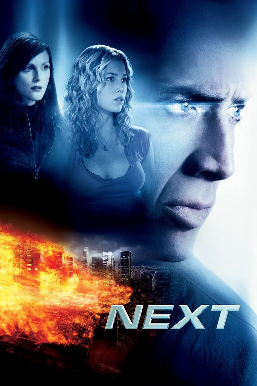 Next Movie Poster Poster Bestposter Fullhd Fullmovie Hdvix Movie720plas Vegas Showroom Magician Full Movies Online Free Sci Fi Movies Full Movies