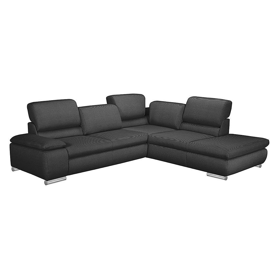 Ecksofa Masca I Strukturstoff Sofa Sofas