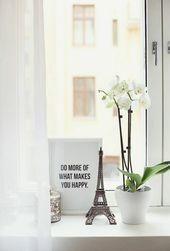 Window Sill Deco – Stilvolle Dekorationsideen für die Fensterbank,  #deco #Dekorationsideen #…