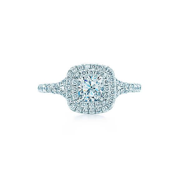 Tiffany Soleste Engagement Rings | Tiffany & Co.