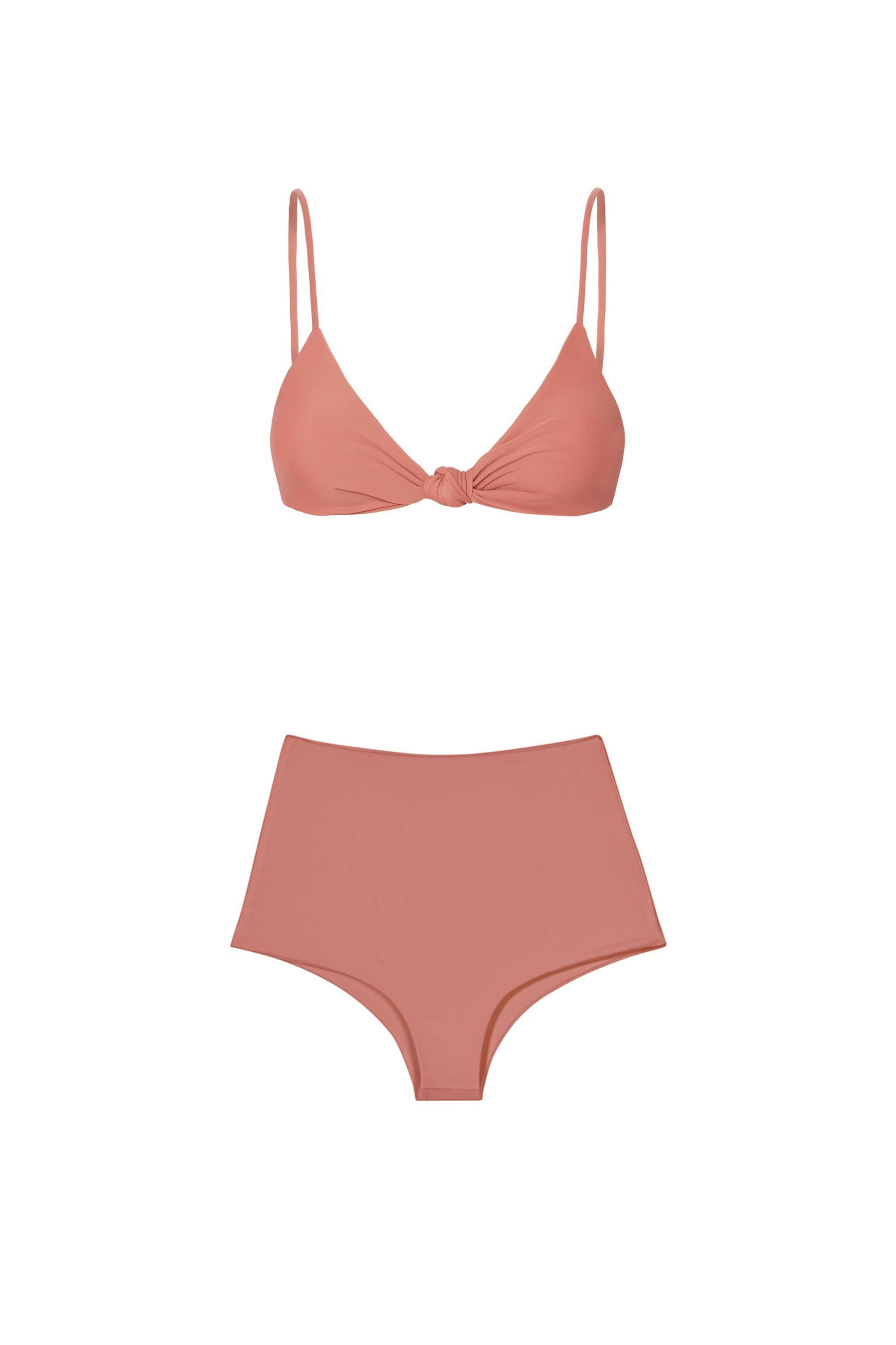 c1afa4b79e ... Because You're Probably Ready for a Vacation. 23 Flattering High  Waisted Bikinis for 2017- Retro High-Waisted Style Swimsuits
