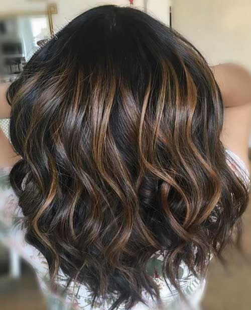 9 Best Short Brown Hair Light Hair Brown Hair With Lowlights Low Lights Hair