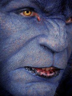 Makeup Fx Tech Special Effects Makeup News Tutorials X Men First Class Makeup X Men Nicholas Hoult Beast Marvel