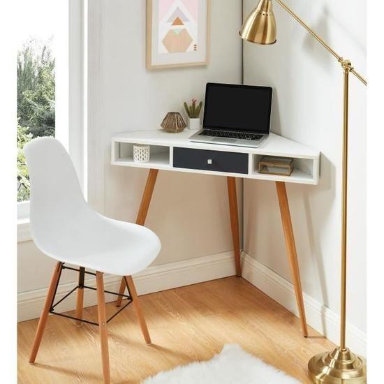 Epingle Par Valerie Dtn Sur La Decoration De Mes Reves Cdiscount Bureau Angle Idee Deco Bureau Bureau Petit Espace