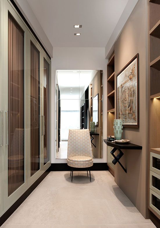 Best Dressing Room Design: Interiors - Project: Constructivist Apartment