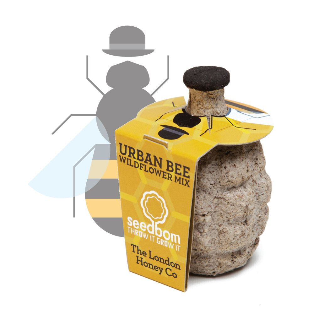 The London Honey Co Urban BeeBom