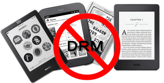 eBook DRM Removal, Remove DRM from Kindle, Nook, Adobe