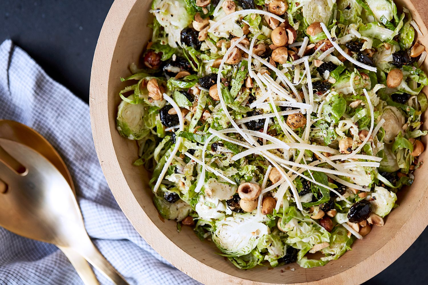 Brussel Sprout Recipes Roasted Dried Cranberries