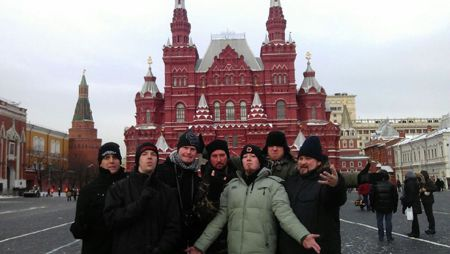 in moscow
