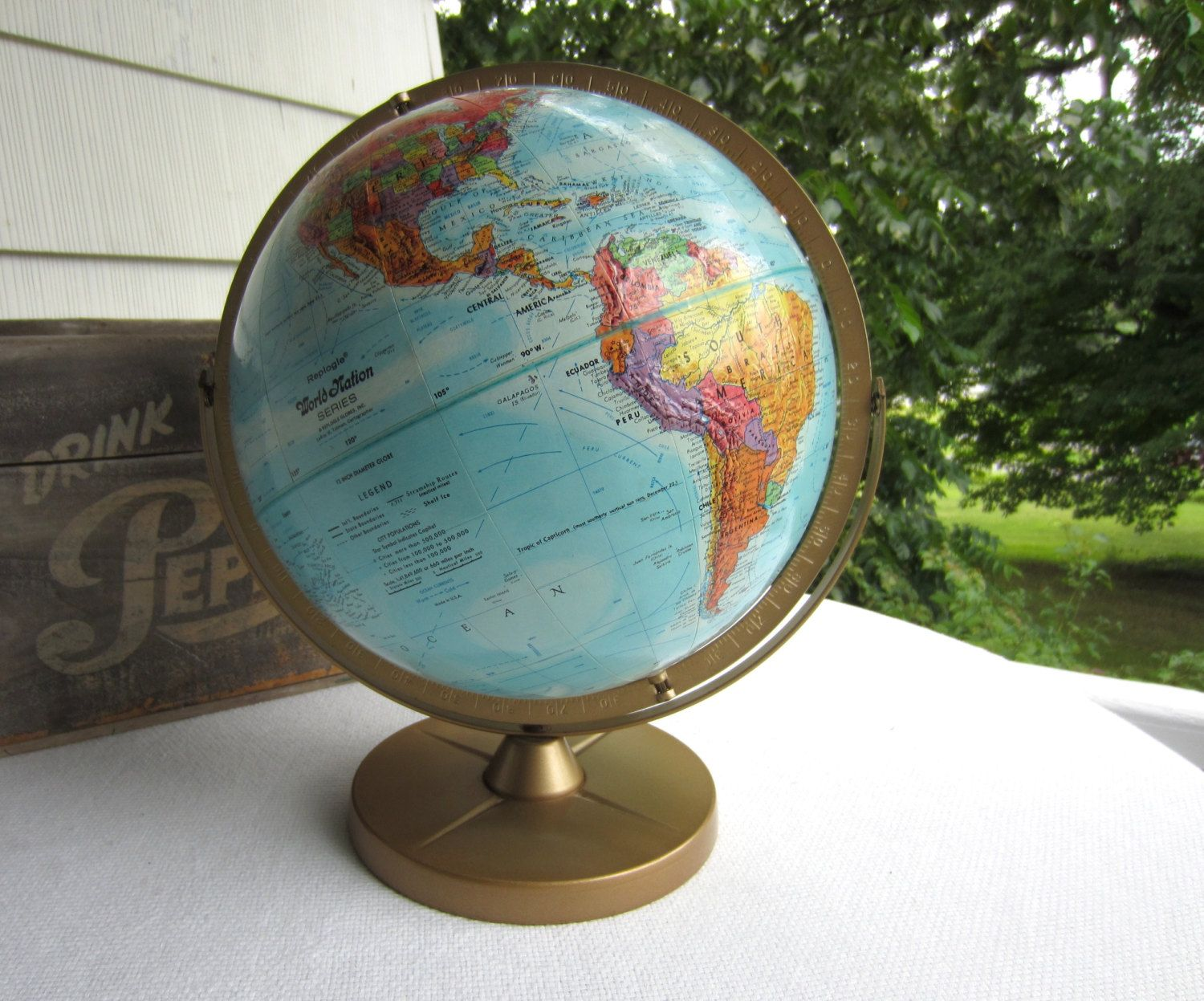 Customized products Vintage Replogle World Classic And