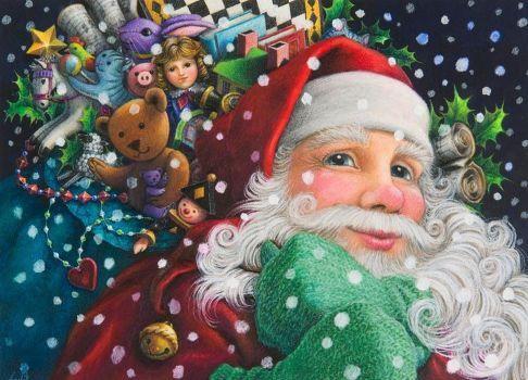 Santa's Toys (204 pieces)