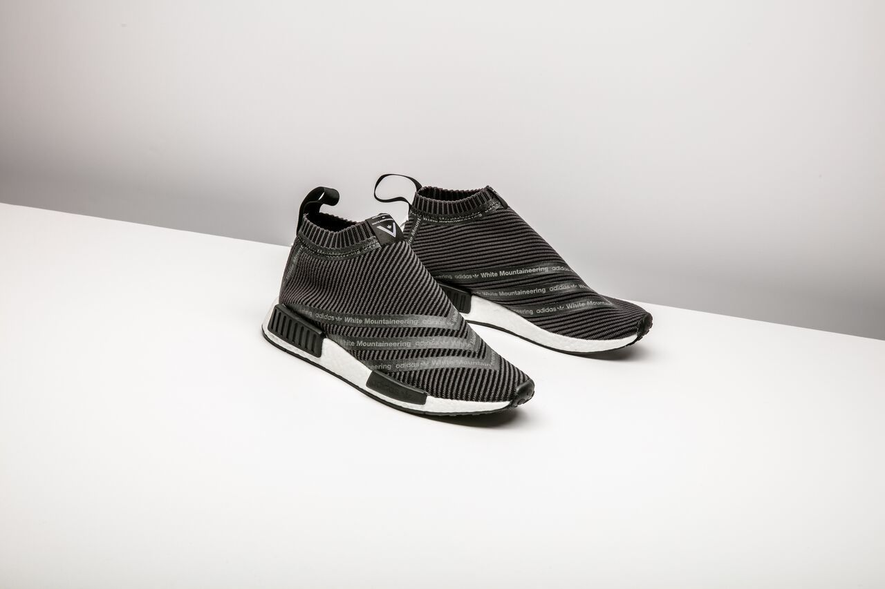 a0d568831 JUST IN Adidas NMD City Sock