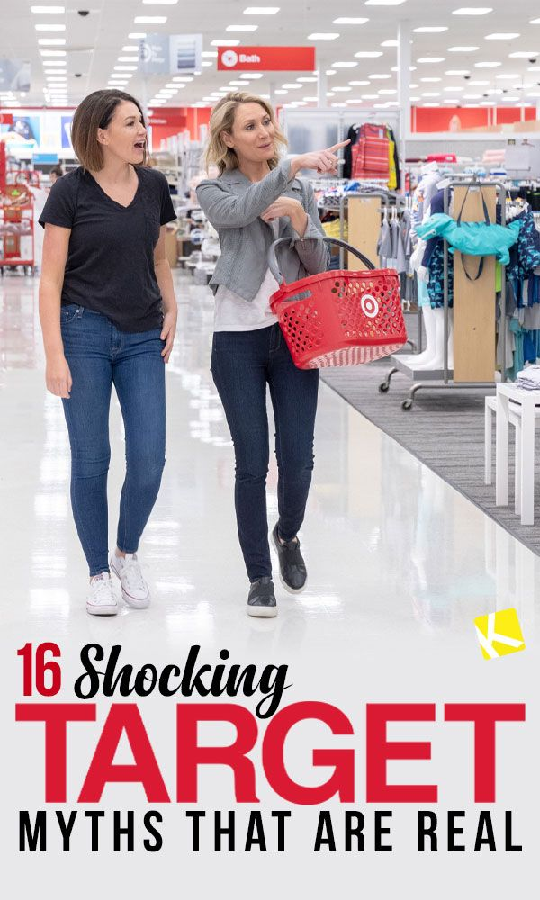 16 Shocking Target Myths You Didn't Know Were Real - Target lovers, this is for you! Read on to find out about target layaway and other myths.