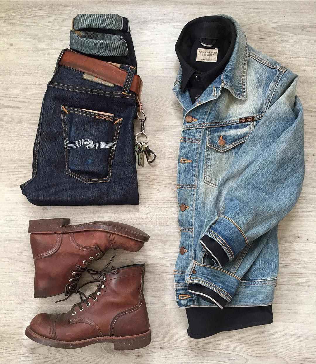 Check Out These Rugged Mens Fashion